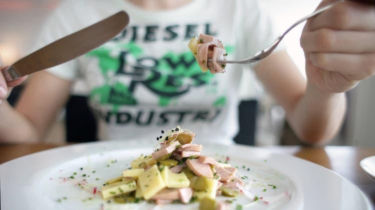 Rektorat spricht Machtwort: Kein fleischloser Tag in der Uni-Mensa