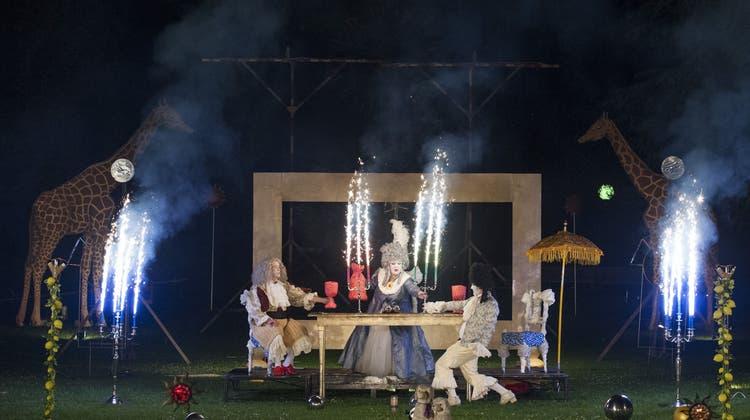 Theaterfestival: Jubiläum mit Besucherrekord