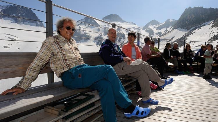 SAC-Sektion Lägern renoviert Rotondohütte für 1,8 Millionen