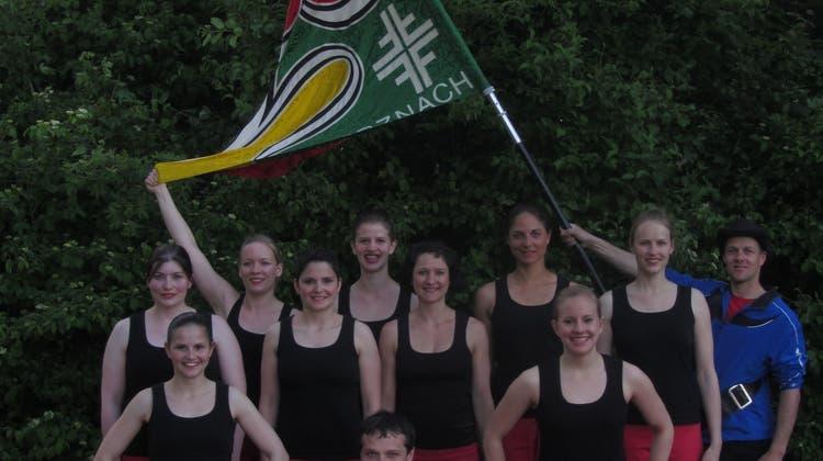 STV Herznach siegt im Team-Aerobic am Brugger Cup 2012