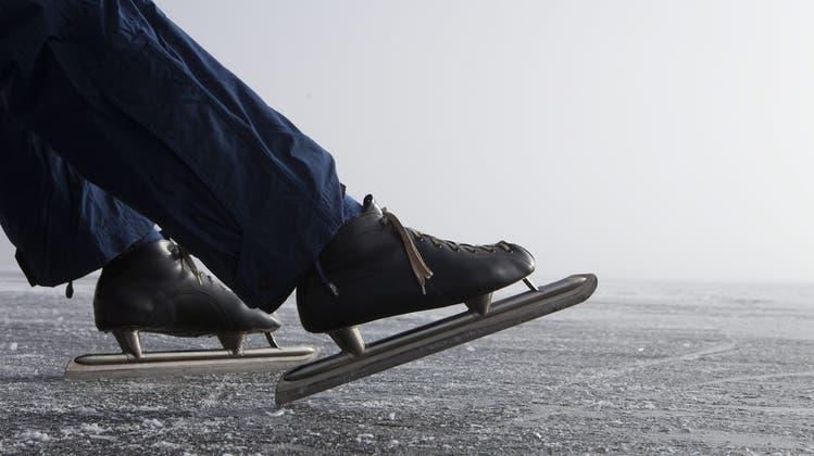 Kanton Zürich gibt die ersten Eisflächen für Schlittschuhläufer frei