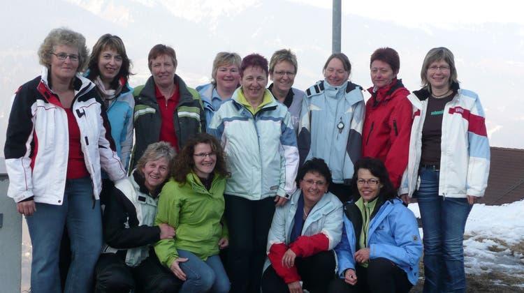 Schneeweekend des Frauenturnvereins Oeschgen