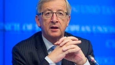 Juncker will zum Jahreswechsel als Eurogruppenchef aufhören