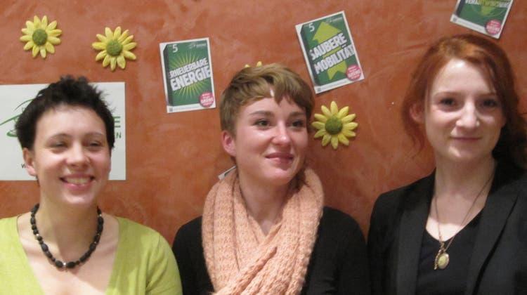 Vollversammlung der Grünen Wohlen