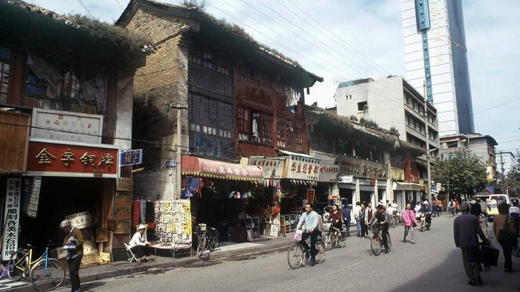 Zürich feiert 30 Jahre Städtepartnerschaft mit Kunming
