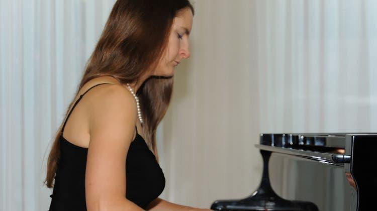 Pianistin spielte im Alterszentrum