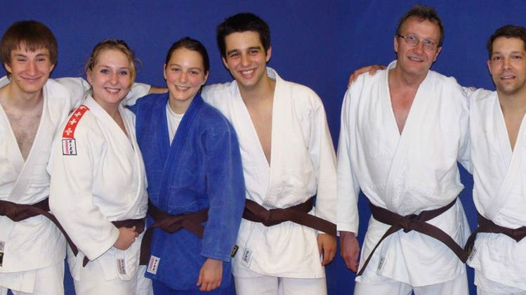 Kyuprüfungen Judoclub Baden-Wettingen
