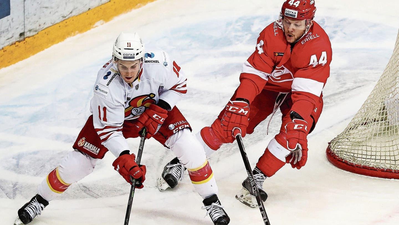 Rappi vor der Eishockey-Saison: Mit dem neuenTopshot Steve Moses soll für die Ostschweizer alles besser werden