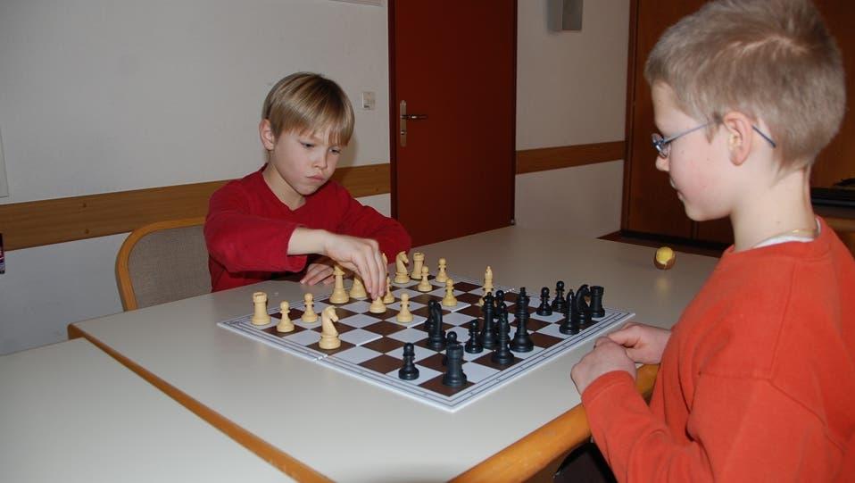 Für Schach ist man nie zu alt – zu jung auch nicht
