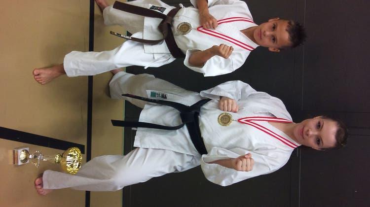 Erfolg für Laufenburger Karatekas
