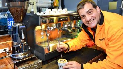 Oltner will an Schweizer Meisterschaften den perfekten Kaffee servieren