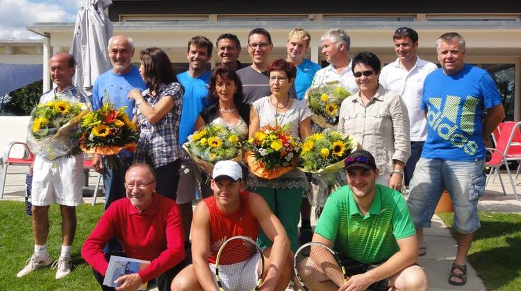 Tennisclub Bad Zurzach-Jubiläums Turnier 2012
