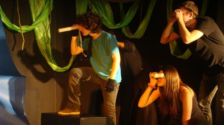 Die Welt der Fabeln auf der Rheinfelder Theaterbühne