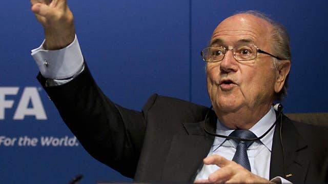 Blatter wusste über Schmiergeldzahlungen Bescheid
