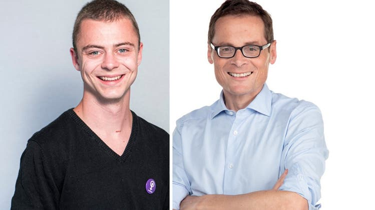Die Junge SVP des Kantons Luzern stösst sich an einem Instagram-Post von Timo Räbsamen, neu gewählter Juso-Stadtparlamentarier in Wil. (Bild: PD)