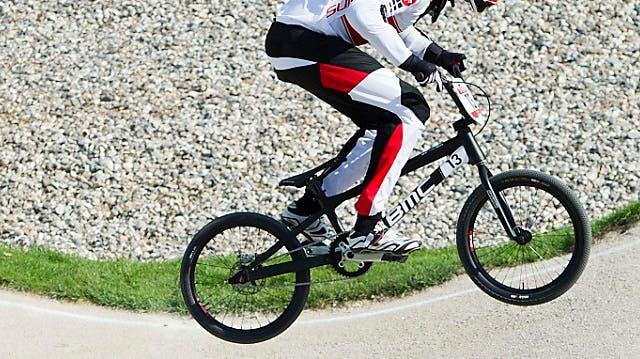 BMX-ler Rinderknecht scheidet im Halbfinal aus