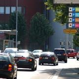 Olten soll endlich ein Parkleitsystem erhalten