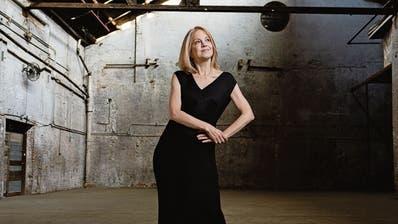 Die 60-jährige Maria Schneider ist das Mass der Dinge im grossorchestralen Jazz. Guy Krneta. (Bild: Briene Lermitte Schneider Bild: Keystone)