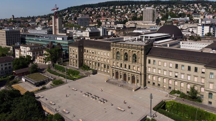 ZwölfForschungsprojekte der ETH Zürich erhalten Fördermittel des europäischen Forschungsrats. (Symbolbild) (Keystone)