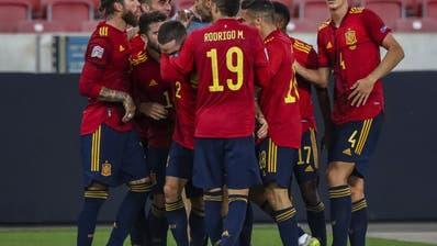 Spanien rettet zum Auftakt einen Punkt gegen Deutschland