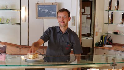 Peter Müller hat sich schweren Herzens dazu entschieden, das Café Stalder zu schliessen. Seit 17 Jahren ist es sein Arbeitsort. (Bild: Dinah Hauser)
