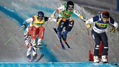 Marc Bischofberger, Skicrosser und Olympiazweiter aus dem Appenzellerland: «Zu 70 Prozent trainiere ich im Kraftraum»