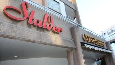 Das Café Stalder gilt als gediegenes Lokal mit freundlichem Service. (Bild: Hans Suter)