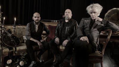 Von Erfolg zu Erfolg: Andi Zuber, Mac Vinzens und Michael Sele verkörpern die Band The Beauty of Gemina. (Bild Colin Weber)