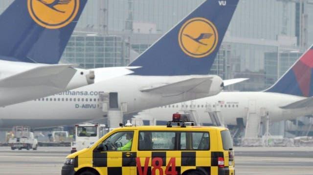 Lufthansa streicht wegen Pilotenstreik 3800 Flüge von Mittwoch bis Freitag