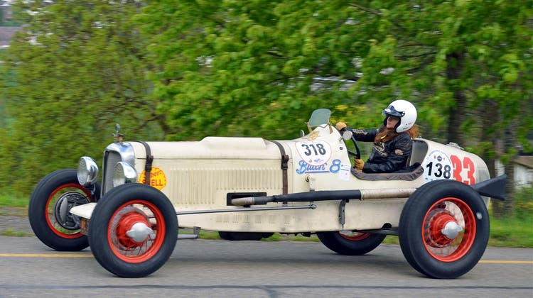 Bugatti, Maserati und mehr: Grand Prix bot Renngeschichte zum Anfassen