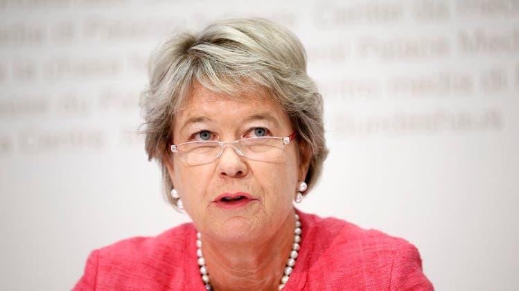 Corina Eichenberger wird Verwaltungsratspräsidentin der Nagra