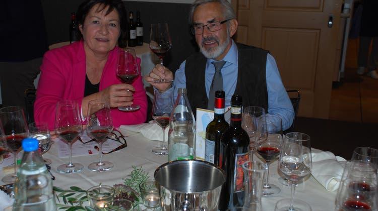 Spitzenweine aus der Toscana