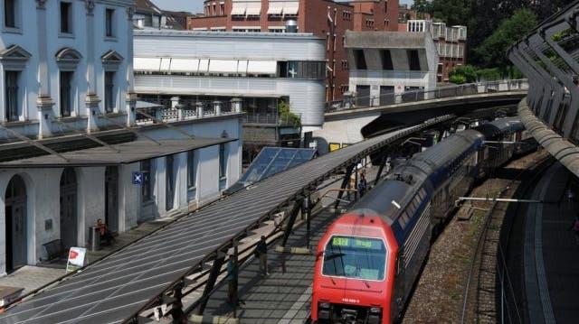 Schon wieder SBB-Panne: S-Bahn bleibt im Tunnel stecken