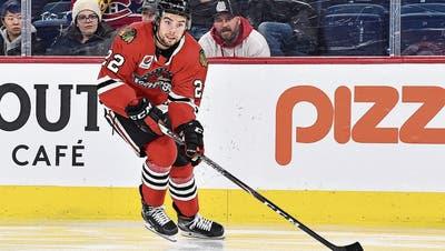 Bester Torschütze der Rockford IceHogs: Brandon Hagel spielte im vergangenen Winter sehr erfolgreich in der AHL.