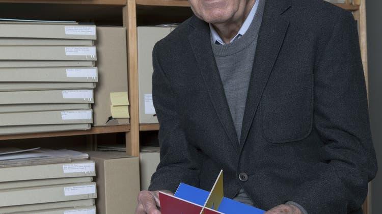 Mit Jörg Hamburger wird der erste Grafiker mit dem Kulturpreis gewürdigt