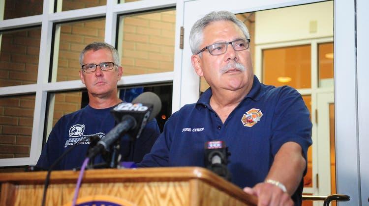 Feuerwehrchef nach 19 Toten bei Buschbränden: «Ich bin am Boden zerstört»
