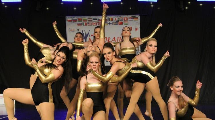 Tanzgruppe «le ragazze» konnte sich nur knapp nicht fürs Finale qualifizieren