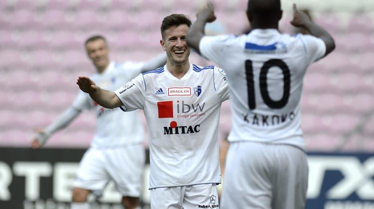 Was für ein Coup! Sforzas FC Wohlen fertigt Servette auswärts gleich mit 5:1 ab