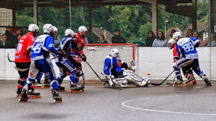 Gekkos erreichen Halbfinale