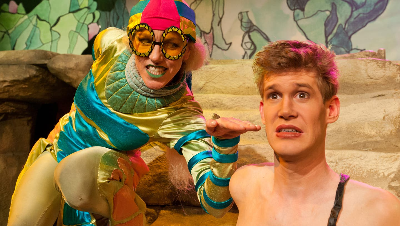 10 Shows in Solothurn: «Das Zelt» bietet für alle etwas