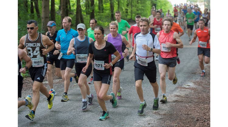 Martina Strähl läuft in Derendingen Streckenrekord