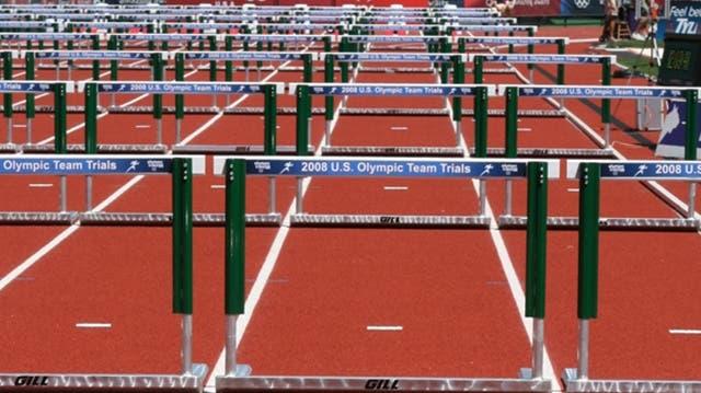 Aargauer Leichtathletik-Sprünge auf das Podest