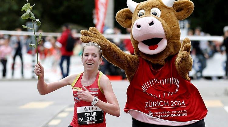 Martina Strähl läuft mit «Cooly» zum grössten Triumph