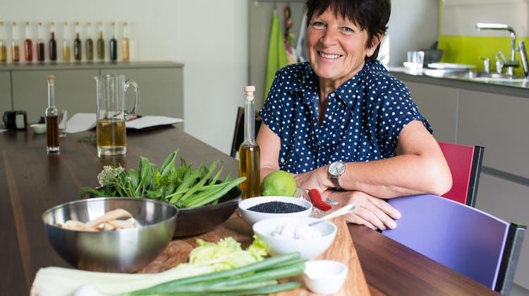 Wie das Unkraut in den Salat kommt: Geheimtipps aus der Kräuter-Küche