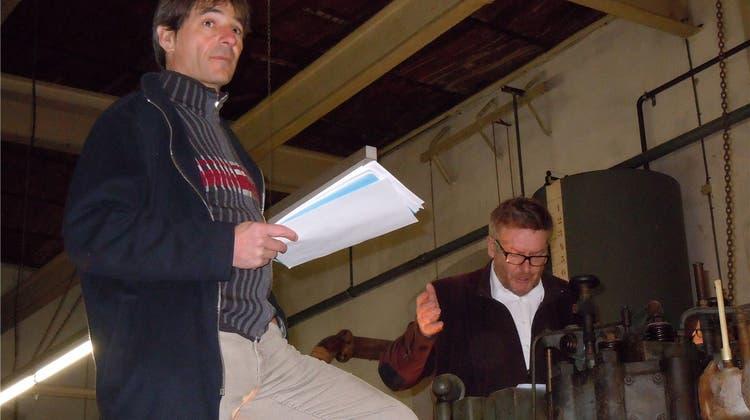 Quartierverein beschenkt sich zum 50. Geburtstag mit einem Theaterstück