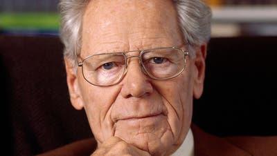 Theologe Hans Küng zieht sich aus der Öffentlichkeit zurück