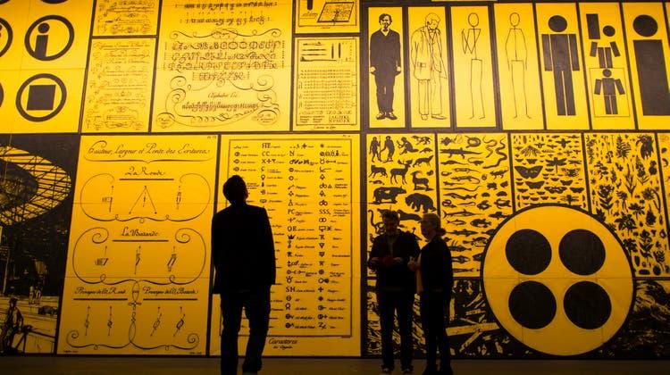 Art Unlimited zeigt in Basel überdimensionale Kunstwerke