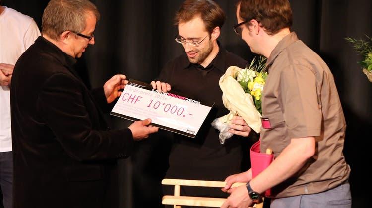 Der Final des Oltner Kabarettcastings bot Unterhaltung der feinen Art