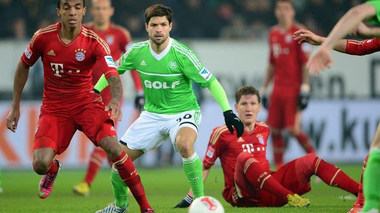 Der Weg zum ersten Triple für die Bayern führt im DFB-Pokal über Wolfsburg