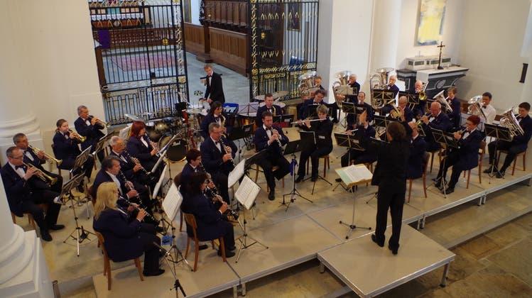 Kirchenkonzert der Stadtmusik Solothurn